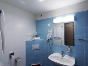 Badezimmer Haus 1